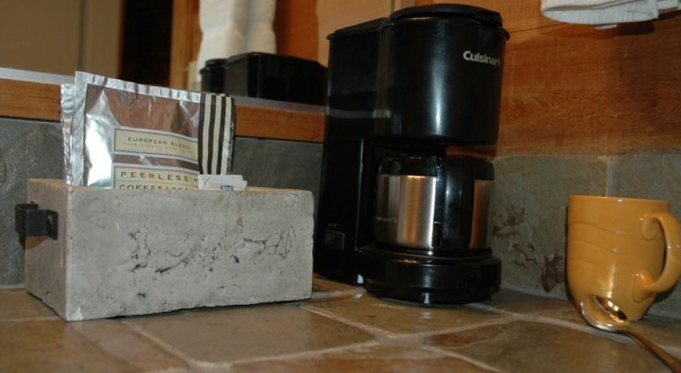 Na stażach nie będzie już parzenia kawy