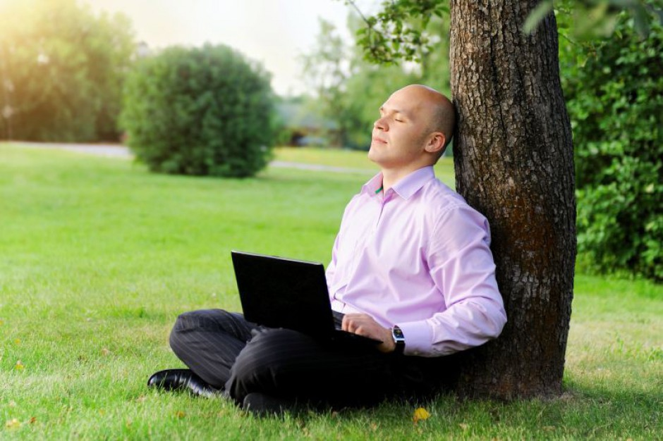 Blaski i cienie pracy zdalnej