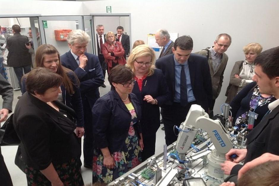 W Wielkopolsce powstanie sieć centrów szkolenia zawodowego