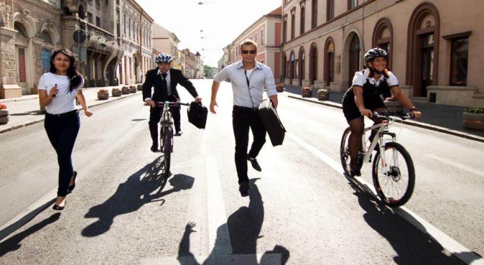 Chcesz zmotywować i zmniejszyć stres pracownika? Kup mu rower