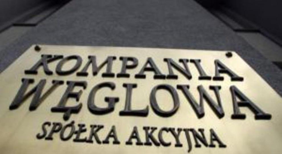 Kopalnie Kompanii Węglowej wstrzymały pracę