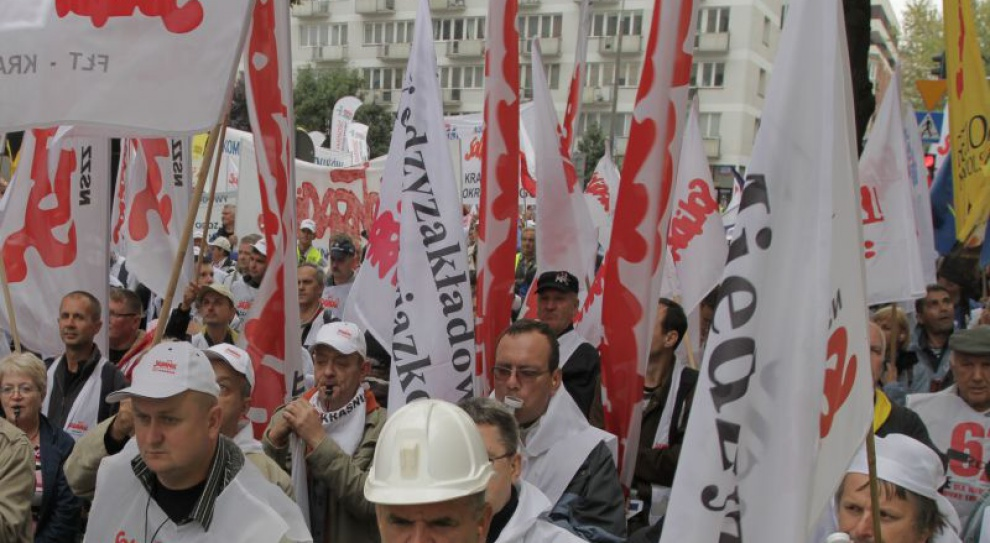 Sytuacja Kompanii Węglowej katastrofalna: górnicy wyjdą na ulicę