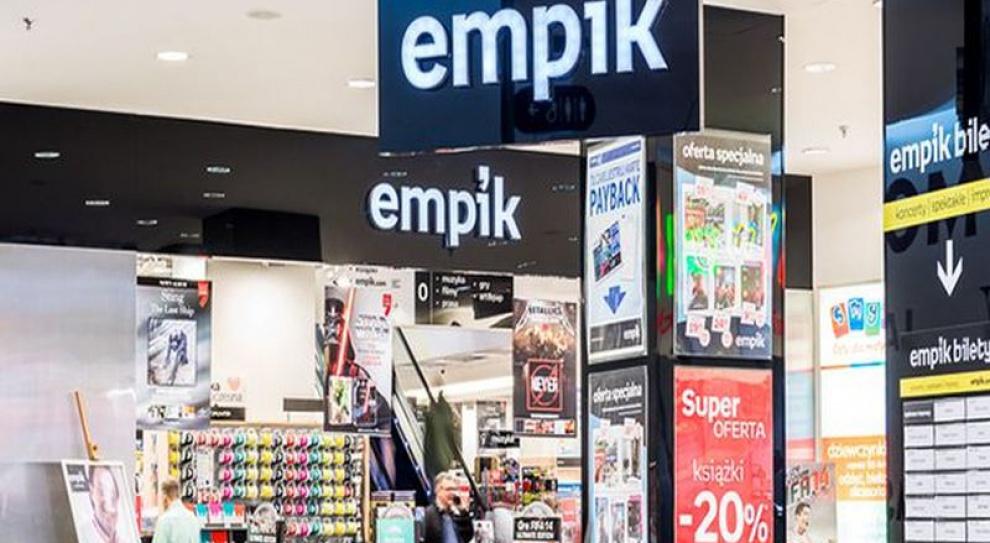 Sieć Empików się rozrasta