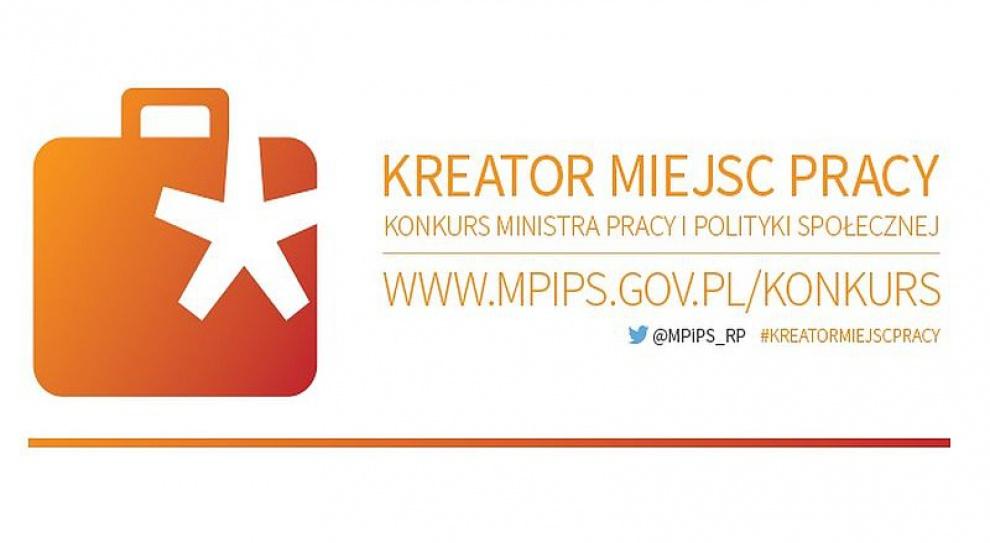 """Rusza konkurs """"Kreator miejsc pracy 2014"""" dla pracodawców"""