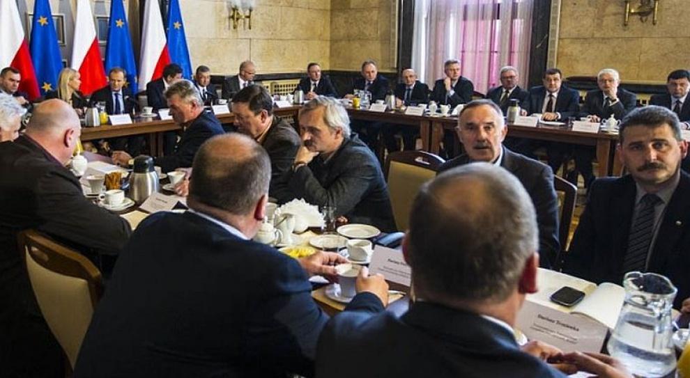 16 maja kolejne rozmowy rządu z górniczymi związkami