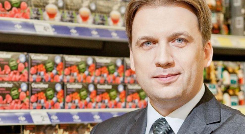 Robert Noceń awansuje w Carrefour Polska