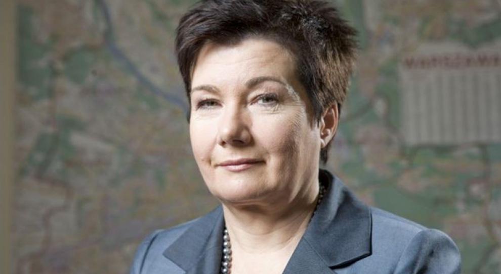 Gronkiewicz-Waltz: Wszędzie na świecie kobietom jest trudno w finansach o awans