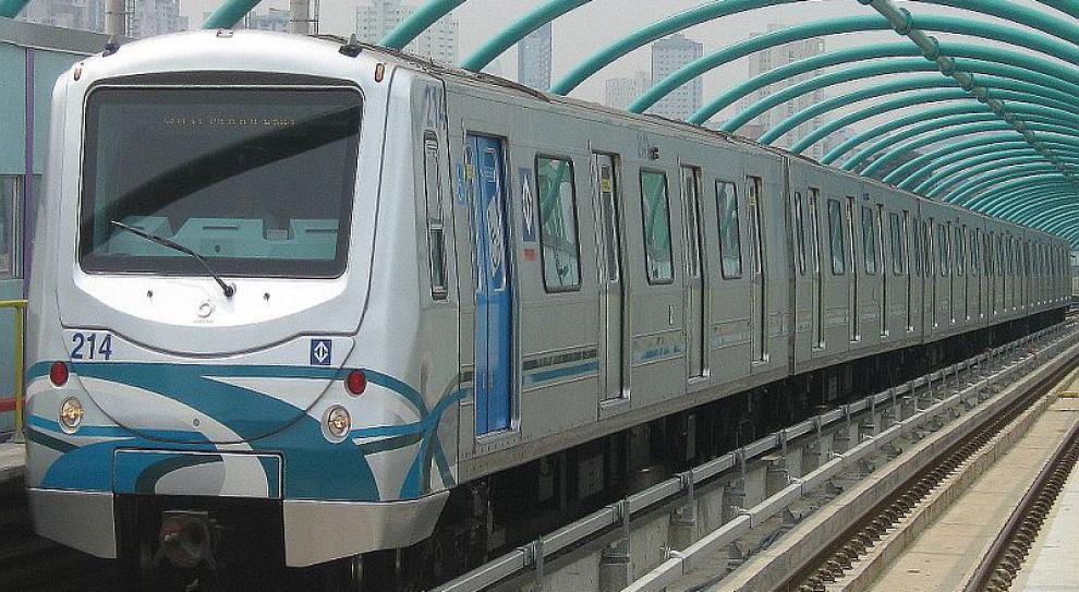 Strajk pracowników metra w Sao Paulo