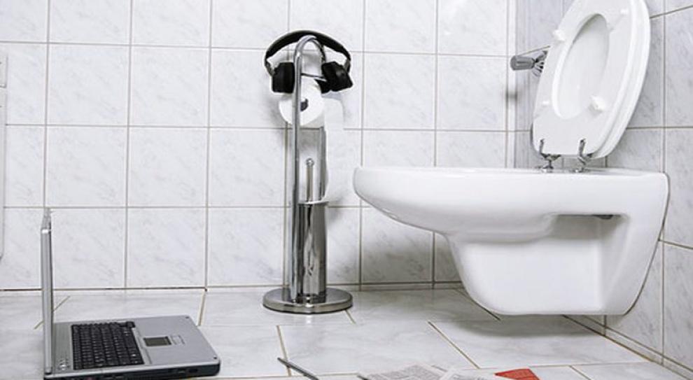 Z komputerem w toalecie, czyli pracoholicy w metropoliach
