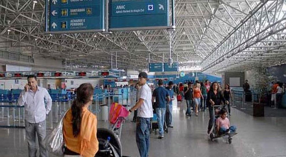 Pracownicy lotnisk w Rio de Janeiro strajkują na kilka godzin przed MŚ 2014