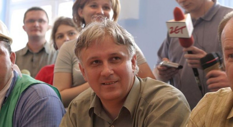 Kolorz pozostanie szefem śląsko-dąbrowskiej Solidarności