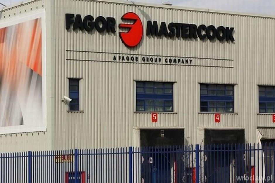 Po przerwie ruszyła produkcja w zakładach FagorMastercook we Wrocławiu