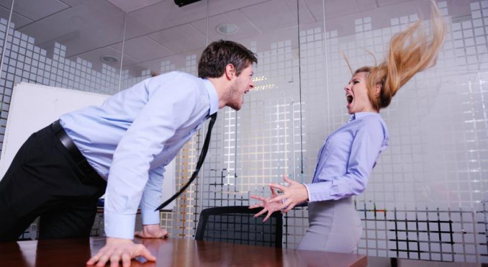Chcesz pokoju w pracy? Szykuj kłótnię