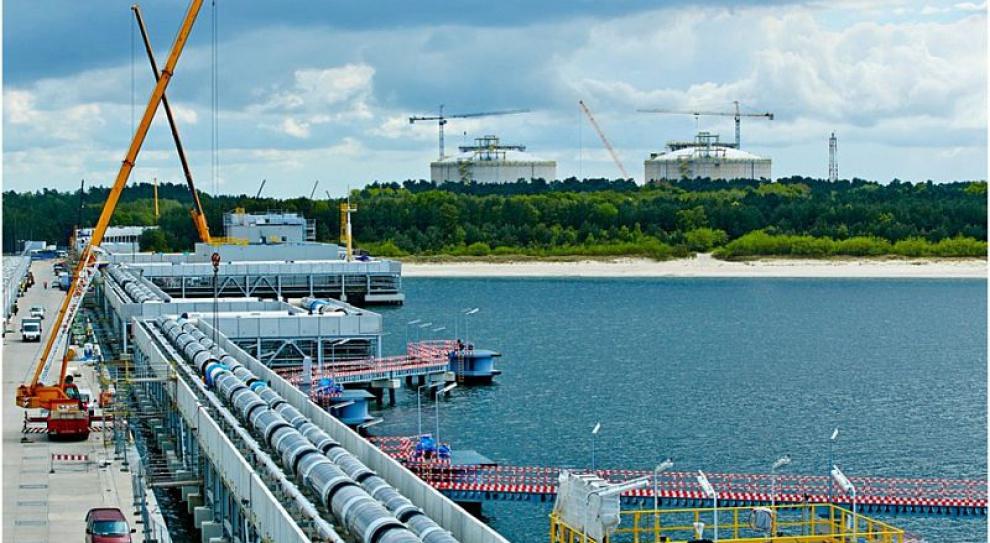 1,5 tys. pracowników dziennie przy budowie terminala LNG w Świnoujściu