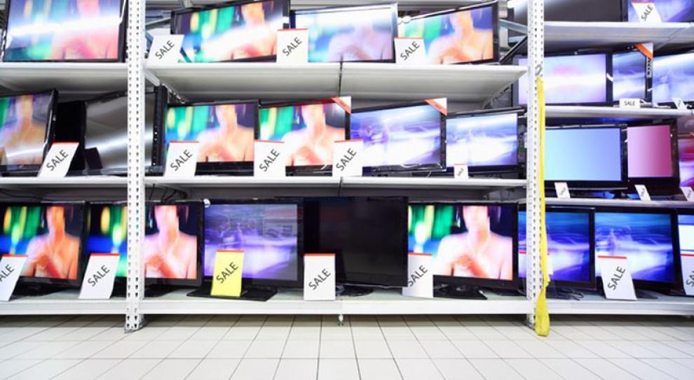 Cięcia w fabryce telewizorów