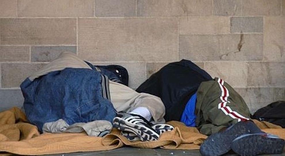 Około 10 proc. bezdomnych w Londynie to Polacy