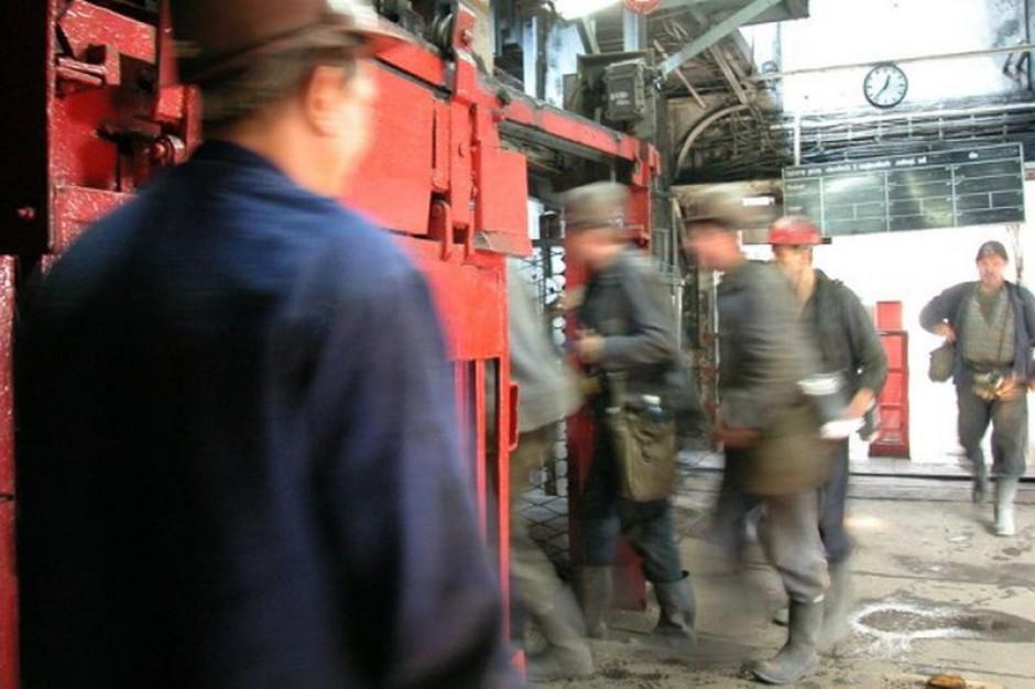 Zaległe wypłaty i opłaty za prąd w kopalni do likwidacji