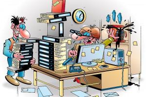 Pracownik sprawdza maila nawet 150 razy dziennie. To zabija jego produktywność