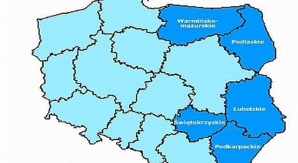 Firmy z Polski Wschodniej zawarły 753 kontrakty w ciągu ostatnich lat