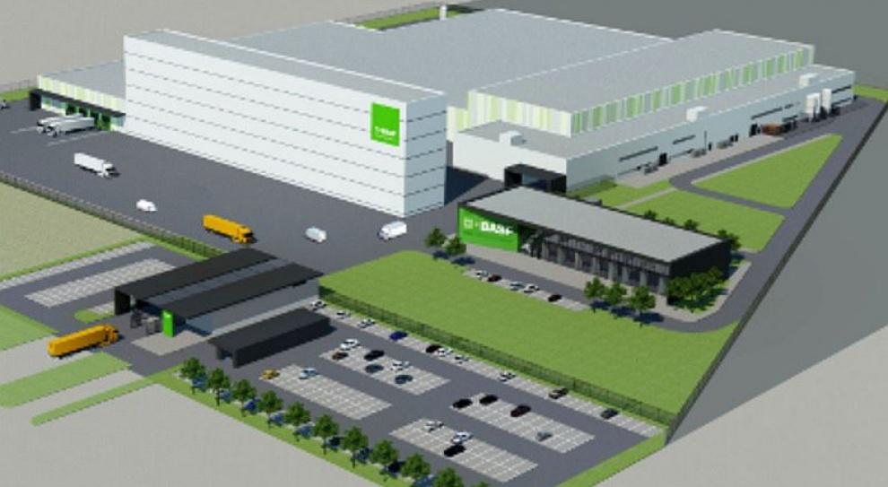 W Środzie Śląskiej powstała fabryka BASF