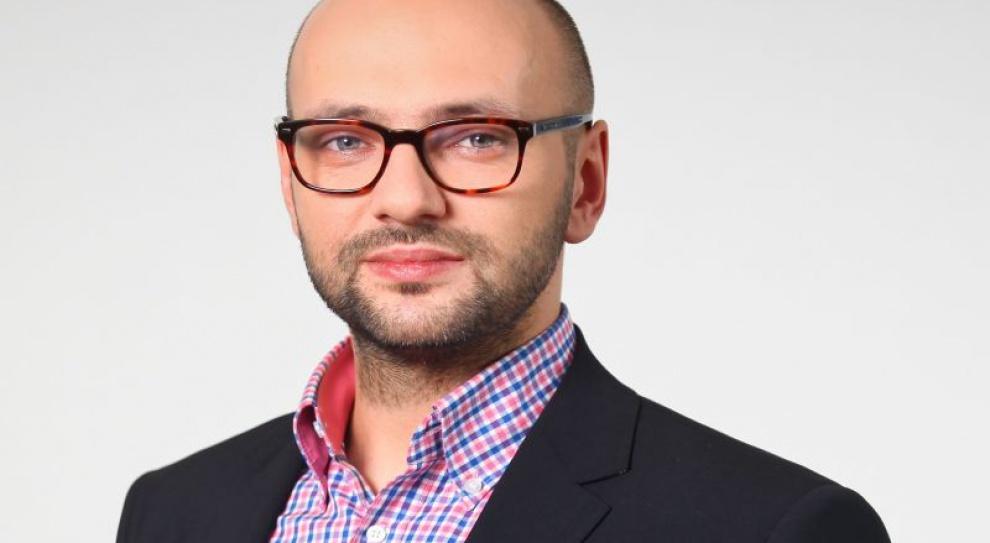 Jakub Zagórski dyrektorem działu marketingu i komunikacji w firmie Skanska