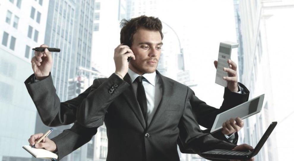 HR-owcy mistrzami multitaskingu