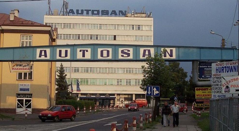 Syndyk zatrudnił na nowo pracowników upadłego Autosanu