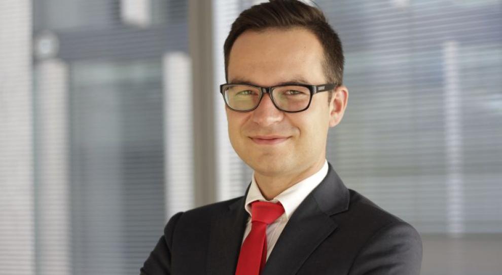 Kamil Pakosz nowym menedżerem w Colliers International