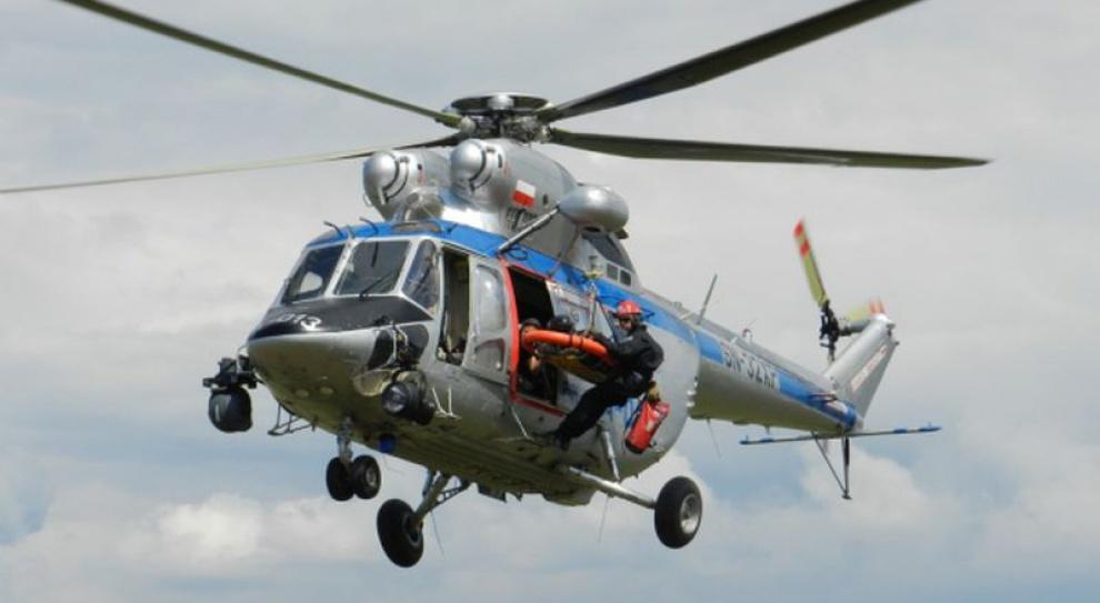 PLZ-Świdnik ma umowę na 2 śmigłowce dla ugandyjskiej policji