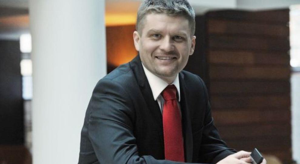 Marcin Ratajczak wiceprezesem sieci Piotr i Paweł