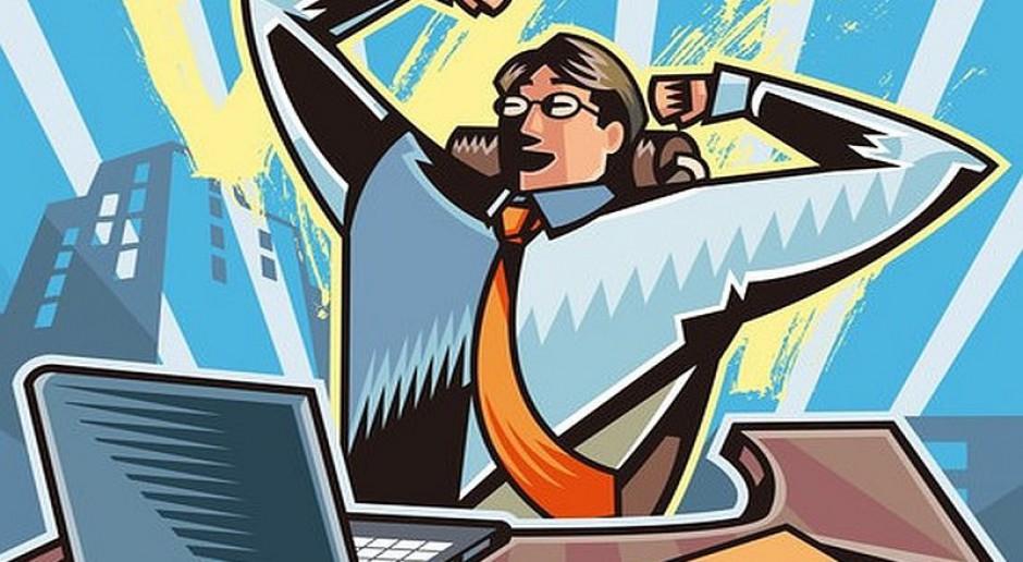 Menedżer koło pięćdziesiątki zamienia korpo na małą firmę