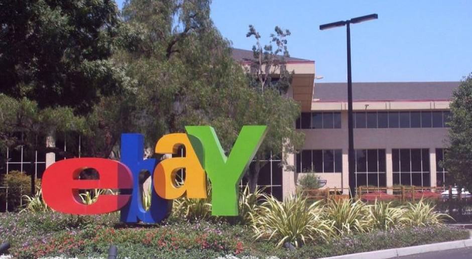 Na brak kobiet eBay nie może narzekać