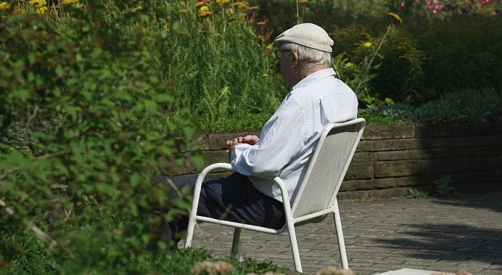 Trudne życie emeryta