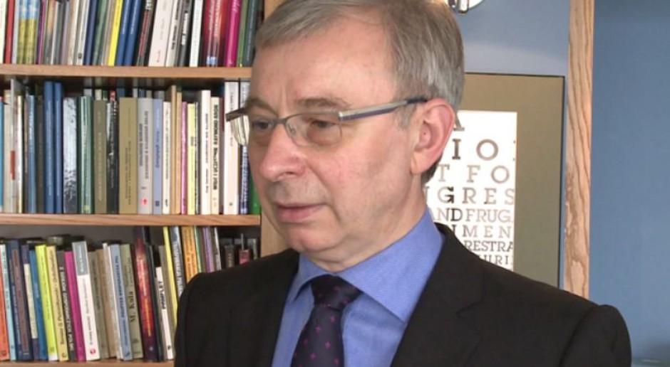 Sadowski: bezrobocie w Polsce jest zjawiskiem sztucznym