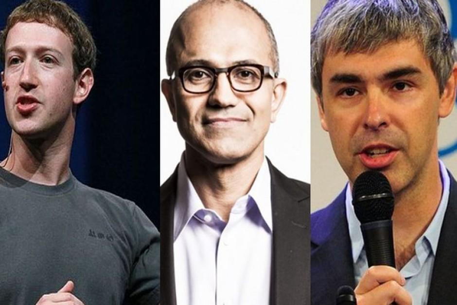 W Facebooku i Google cotygodniowe spotkania z CEO to norma