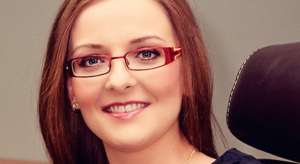 Agnieszka Ciupak w Griffin Group
