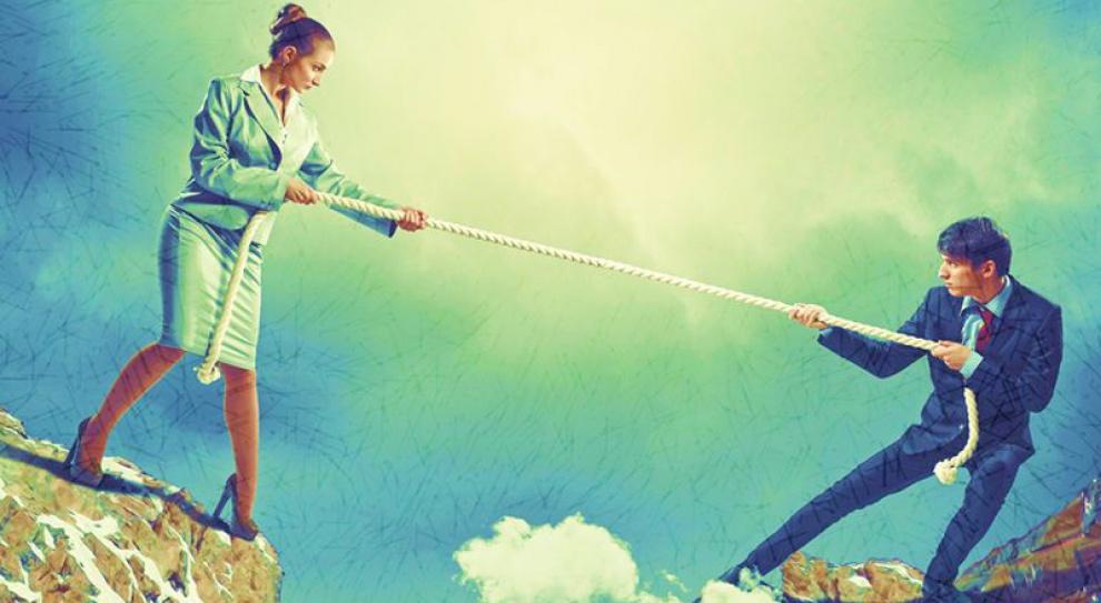 W których zawodach kobiety dominują, a w których jest ich jak na lekarstwo?