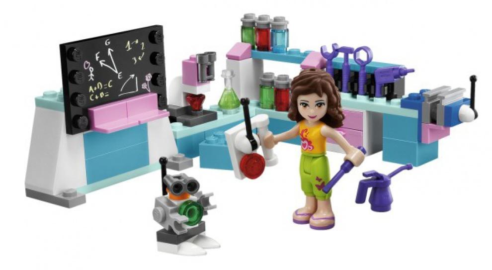 Lego walczy ze stereotypami. Produkuje figurki kobiet-naukowców