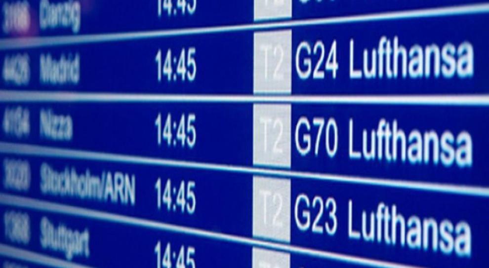 Piloci Lufthansy zapowiadają kolejny strajk