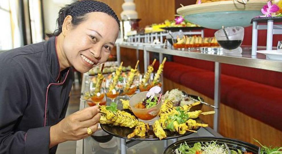 Paweenapasson Chottpavasurat nową szefową kuchni w sopockim Sheratonie