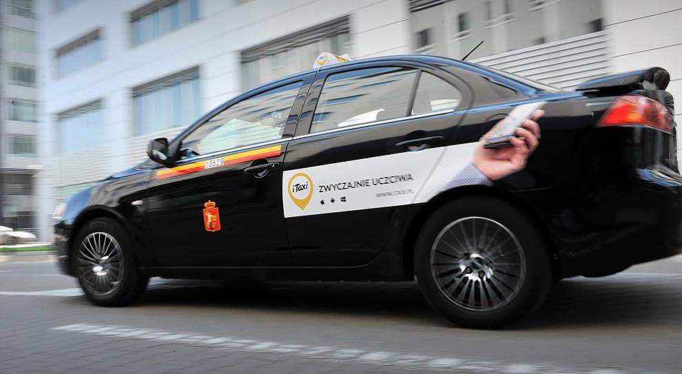 iTaxi: Uber nam nie zagraża