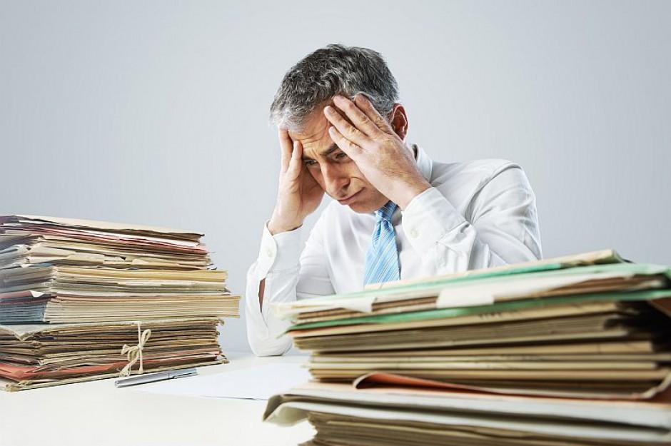 Firmy lekceważą obowiązek składania sprawozdań do KRS