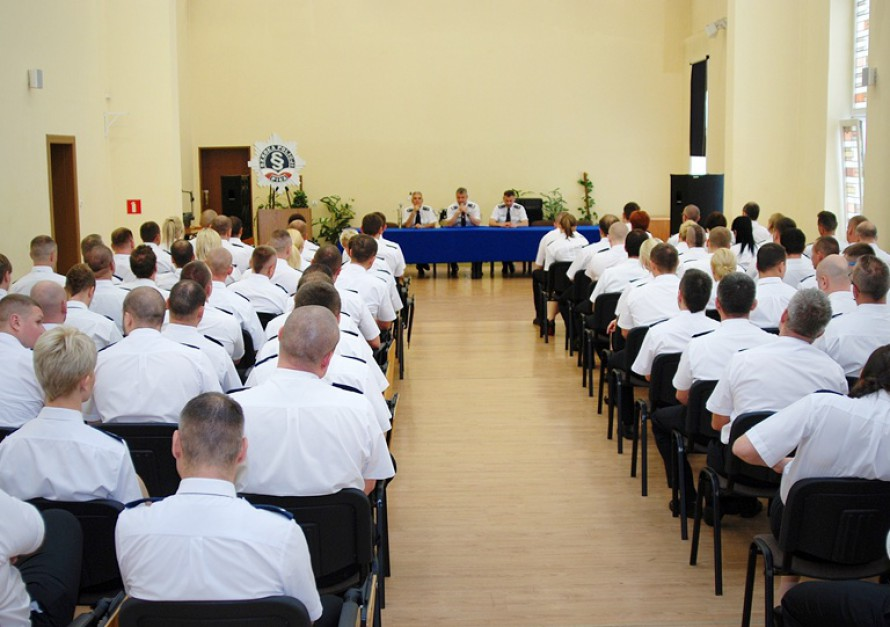 Szkoła Policji w Pile znów będzie kształcić funkcjonariuszy służby kryminalnej