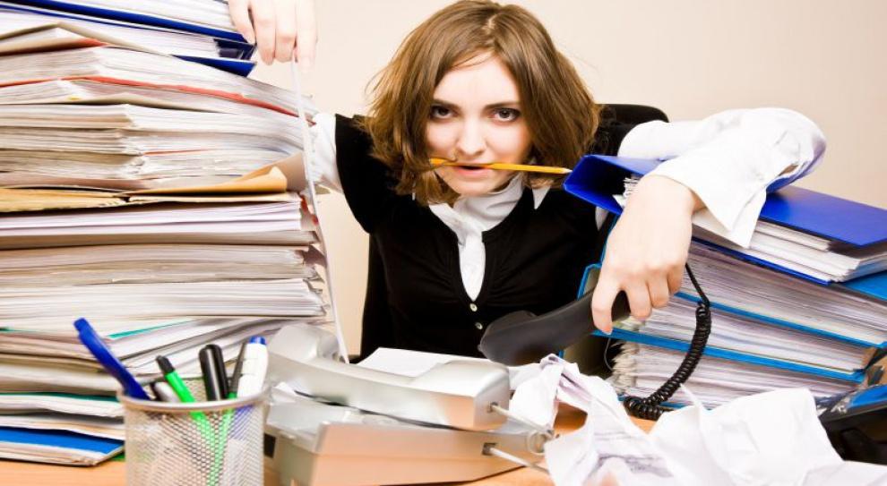 Źle urządzone biuro może zmarnować siedemnaście dni w pracy
