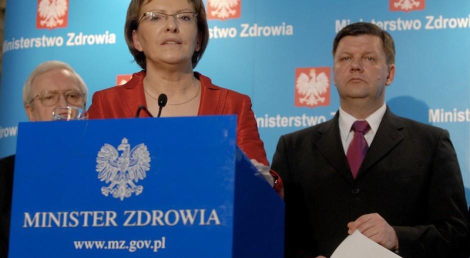 Ewa Kopacz stanie na czele rządu?