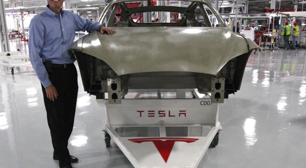 Tesla Motors będzie produkować akumulatory w Nevadzie. Zatrudni 6,5 tys. osób