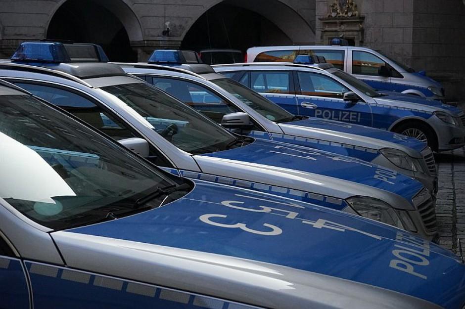 Łódzcy policjanci szkolą się w Brandenburgii
