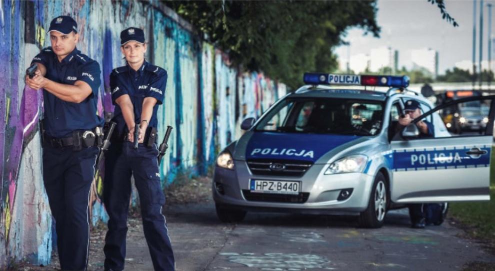 (Nie)codzienna praca policji