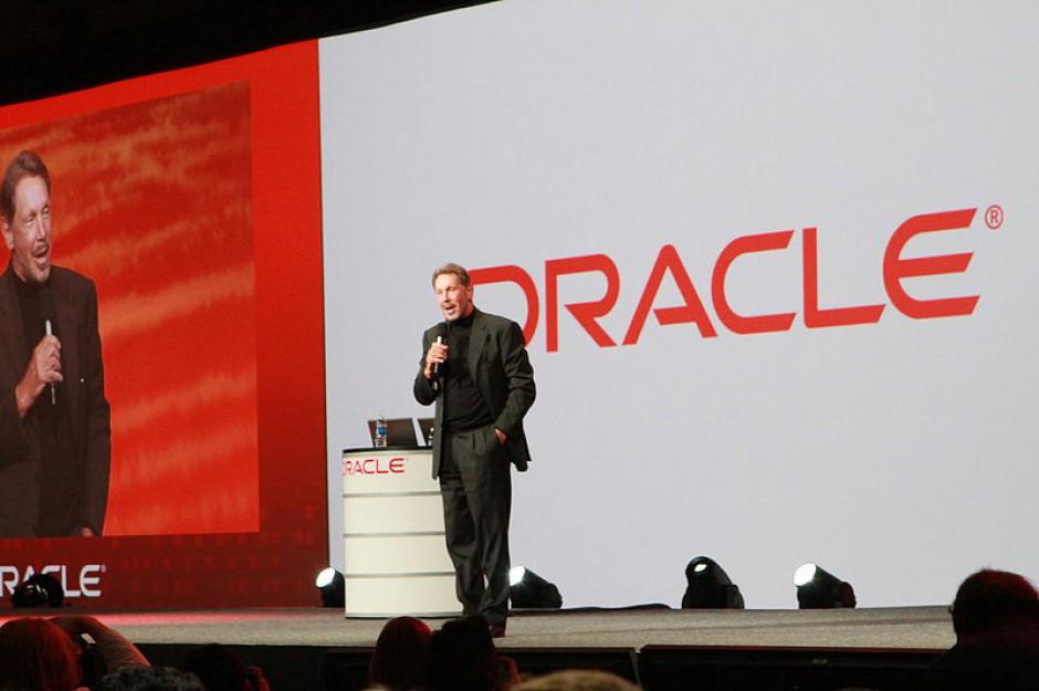 Larry Ellison rezygnuje ze stanowiska dyrektora generalnego Oracle