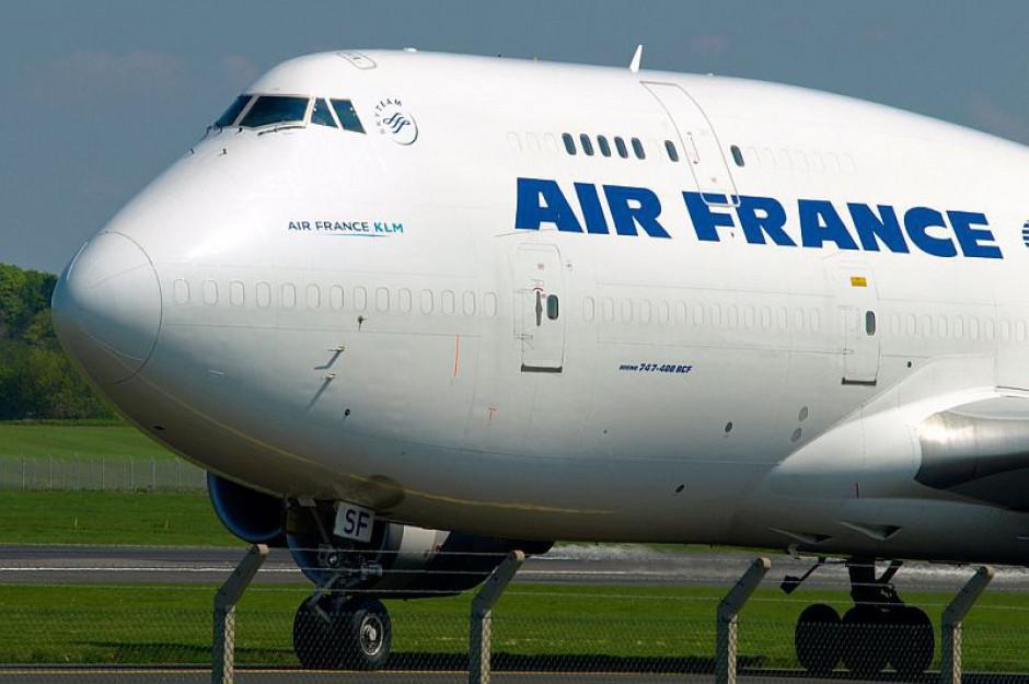 Piloci Air France przedłużają strajk
